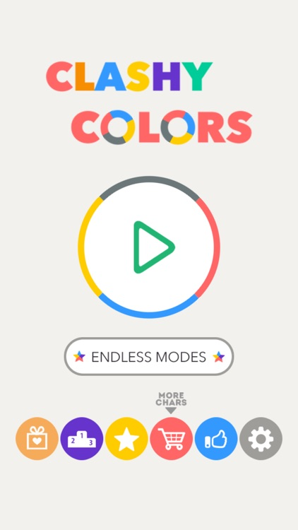 Clashy Colors