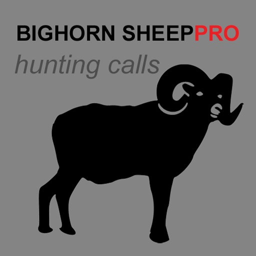 REAL Bighorn Sheep Hunting Calls - (ad free) BLUETOOTH COMPATIBLE