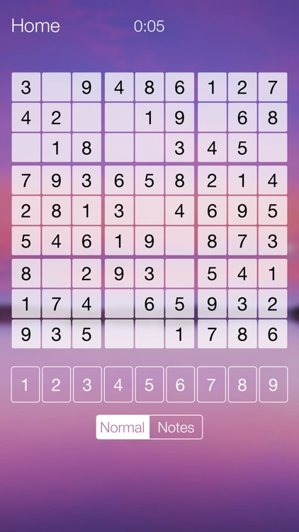 Sudoku Puzzle World screenshot-2