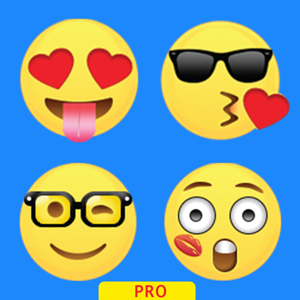 Emoticons Keyboard Pro - Adult Emoji for Texting app