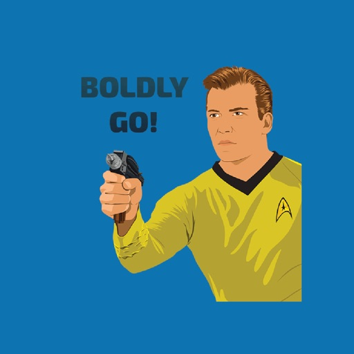 Star Trek The Original Series Stickers