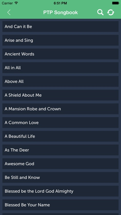 Polishing the Pulpit Songbook screenshot-3