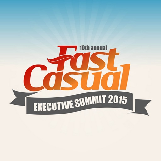 Fast Casual Summit 2015 icon