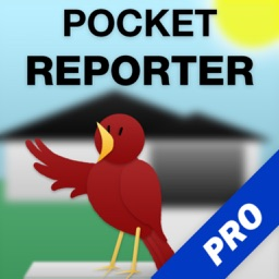 Pocket Reporter Pro for iPad