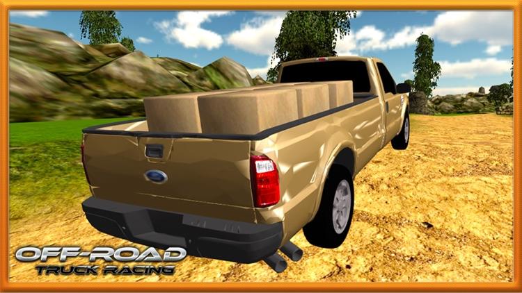 Off Road Cargo Truck