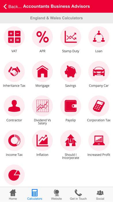 Accountants Business Advisors screenshot three