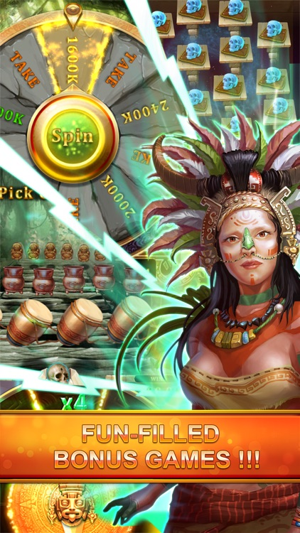 Slots™ - Maya's Way : FREE Vegas Casino Slots screenshot-2
