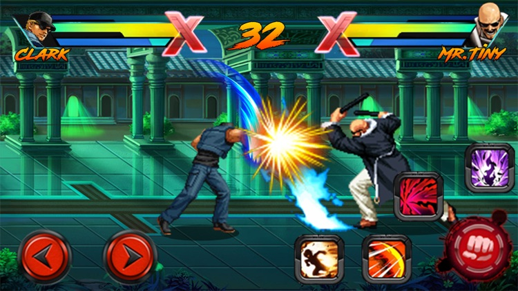 Boxer Conflict - KungFu Fight Games screenshot-3