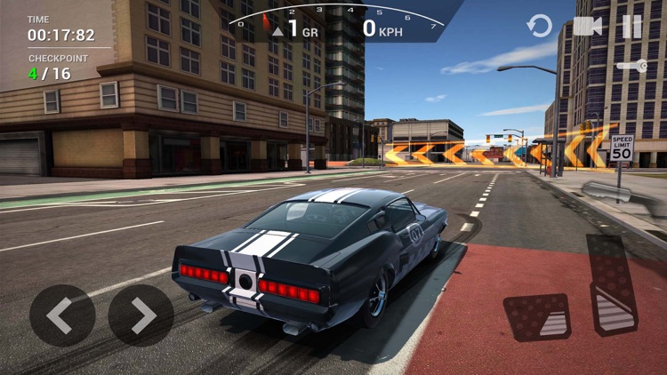 Ultimate Driving Simulator screenshot-3