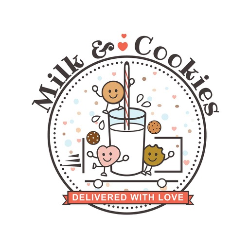 Milk & Cookies To Go