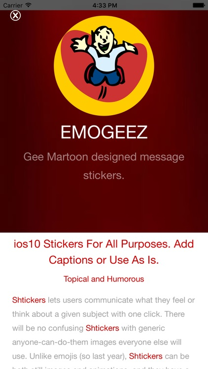 EmoGeez screenshot-4