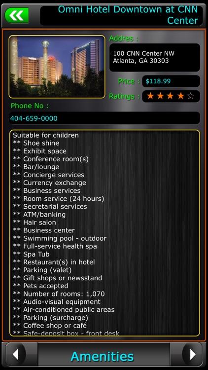 Atlanta Offline Map Travel Guide screenshot-3