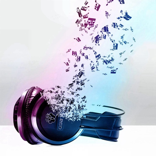 Headphone Wallpapers HD: Quotes Backgrounds icon