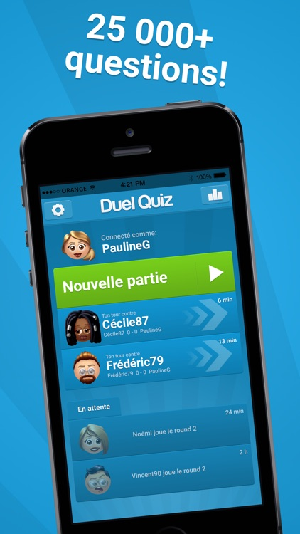 Duel Quiz screenshot-1