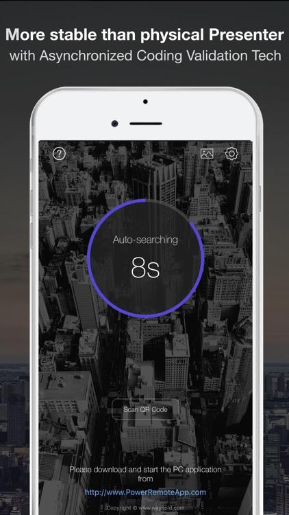 Power Remote: PPT Clicker screenshot-4