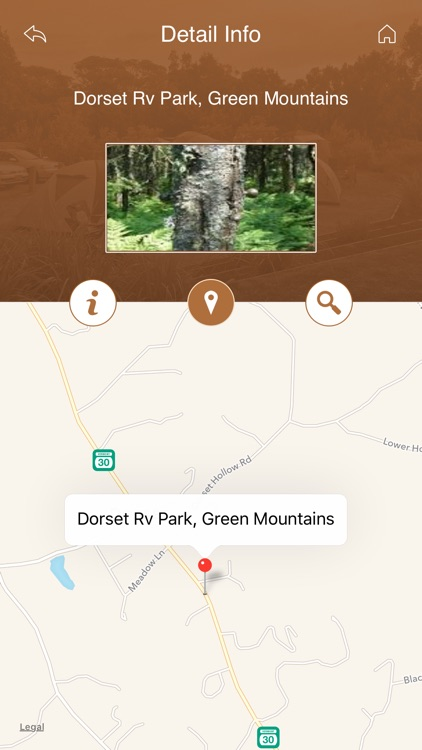 Vermont Camping Guide screenshot-3