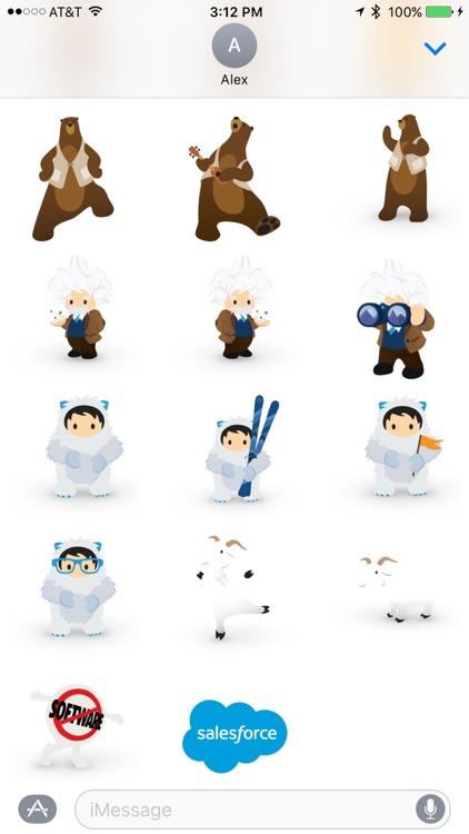 Salesforce Stickers screenshot-3