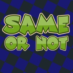 Same or Not by RoomRecess.com