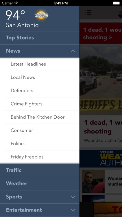 KSAT 12 News — KSAT.com screenshot-3