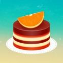 甜点食谱大全HD 随身免费菜谱 icon