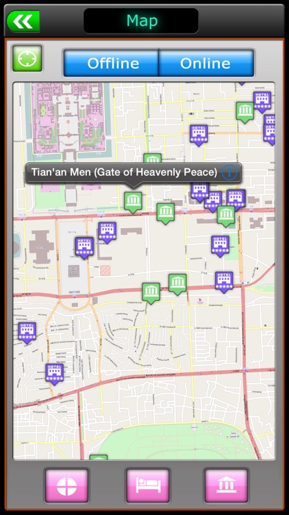 Beijing Offline Travel Guide screenshot-1
