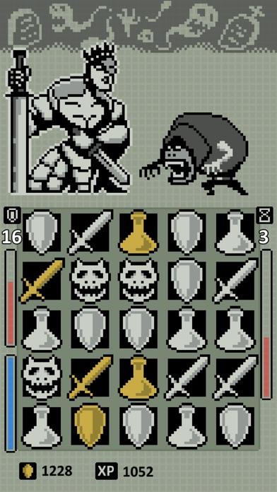 【复古3消RPG】恶魔碎片
