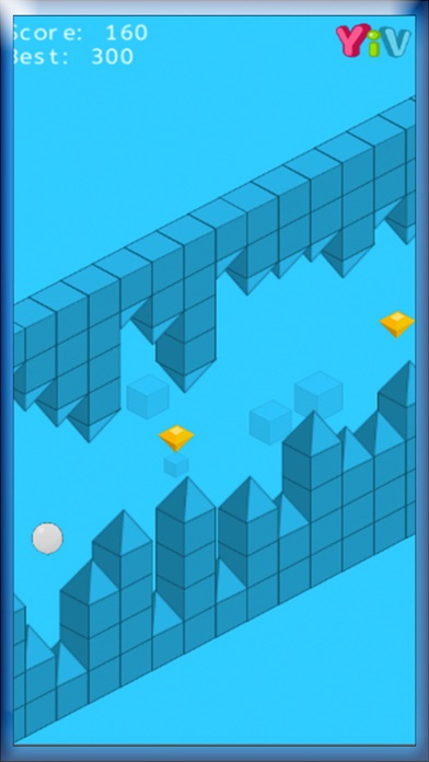 New Running Flappy Cubies screenshot two