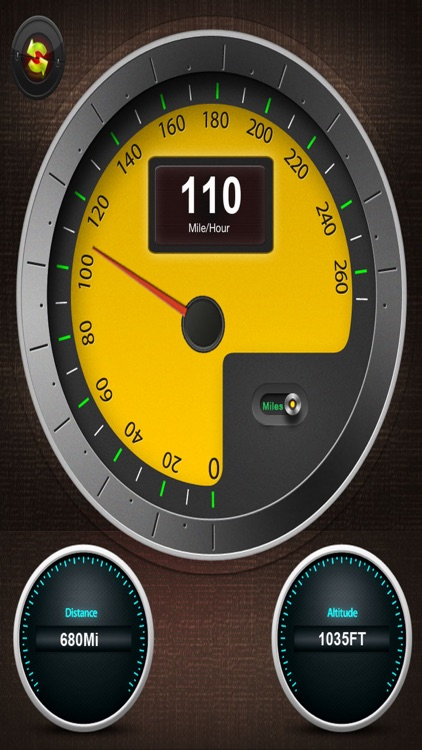 Speedometer - Driving Speed screenshot-3