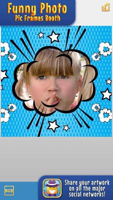 Funny Photo Booth Picture Frames Crazy Pic Borders App Mobile