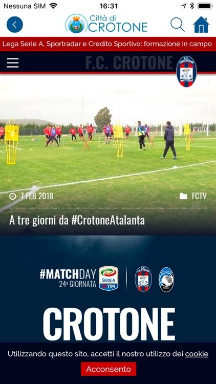Città di Crotone screenshot-4