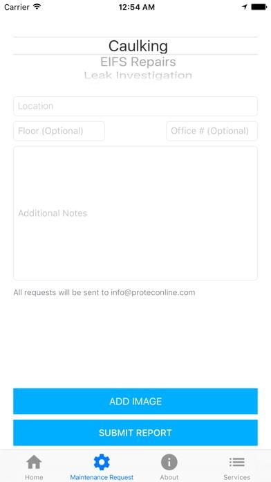 Pro-Tec Screenshot on iOS