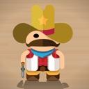 El Bandito – Ready Steady Shoot – Addicting Cowboy Gunslinger One Touch Phone Game