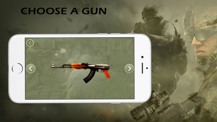 Weapon And Guns Sounds - Guns Shooter Free screenshot-3