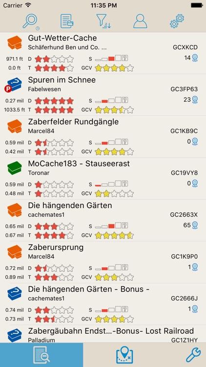 Looking4Cache Pro - Geocaching App app image