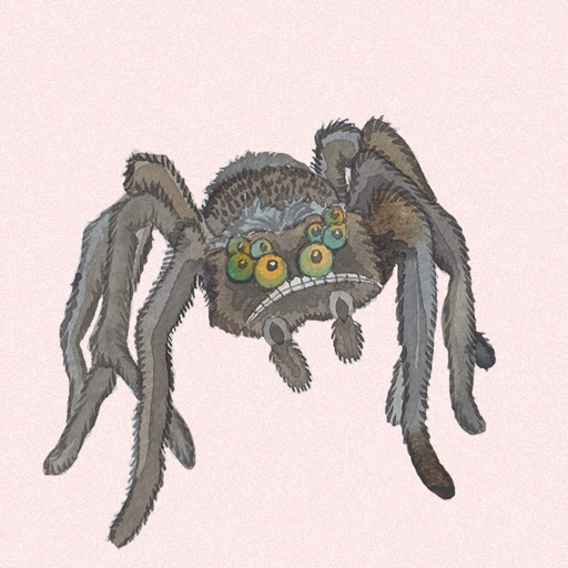Silly Spiders by Rhea Dennis
