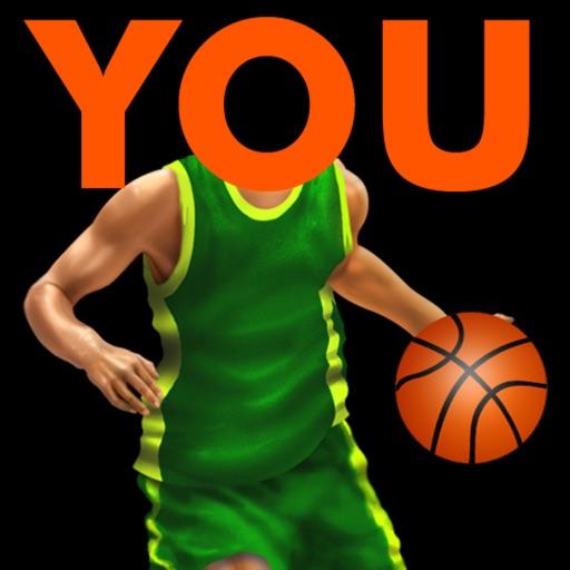 Basketball Photo Booth