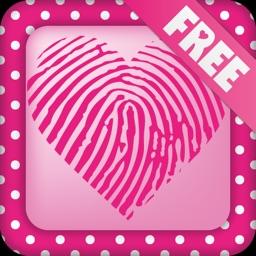 Prank Love Mood Finger Scanner