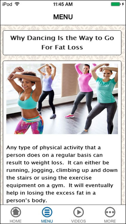 How To Burn Your Fat Through Dancing Guide screenshot-3