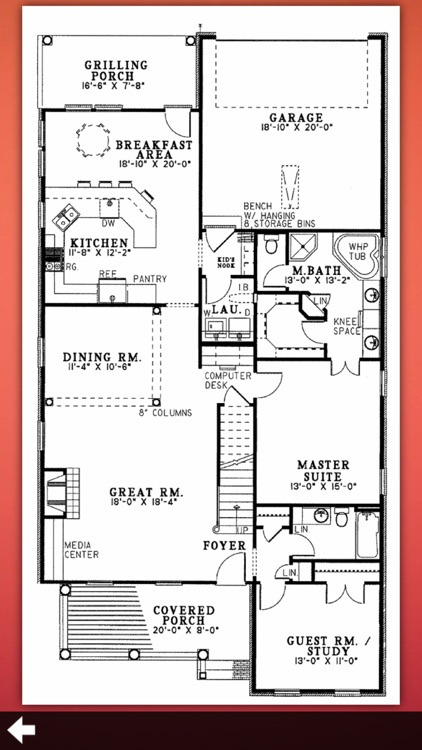 Country House Plans Ideas screenshot-4