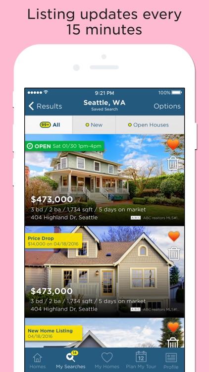 Estately Real Estate - Homes & Condos for Sale screenshot-3