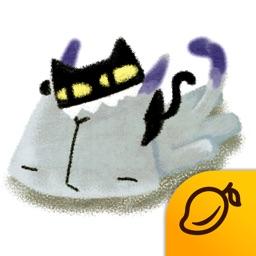 시라소니, 하루하루 (한국어판) - Mango Sticker