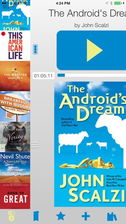 Bookmobile Audiobook Player
