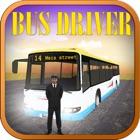 Desert Bus Driving Simulator - Une montée d'adrénaline de vue de cockpit avec votre véhicule géant icon
