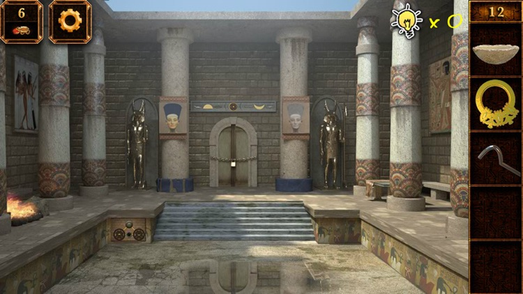 密室逃脱:逃出阴森神庙2