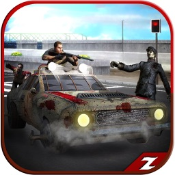 Zombie Road Kill- Race and kill Zombie highway
