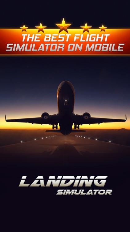Flight Alert : Impossible Landings Flight Simulator by Fun Games For Free screenshot-4