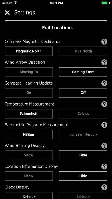 Wind Compass for Windows