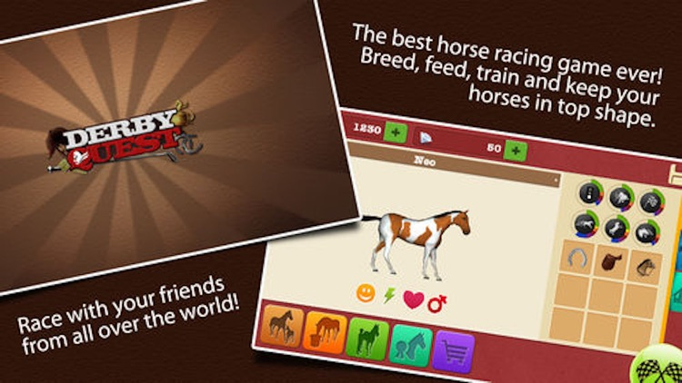 Derby Quest: Horse Breed-ing and Racing Champion screenshot-4