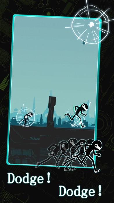 Laser Man : Running screenshot two