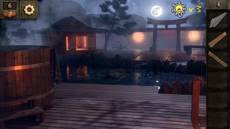 密室逃脱:逃出阴森神庙 screenshot-3